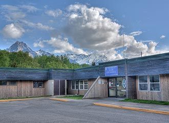 Wrinch Memorial Hospital in Hazelton, BC