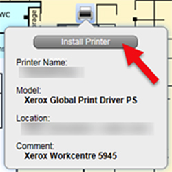printer setup image