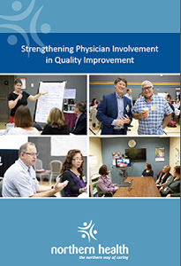 Strengthening Physician Involvement in Quality Improvement